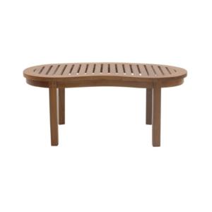 Drewniany stolik kawowy zewnętrzny Washington Georgetown