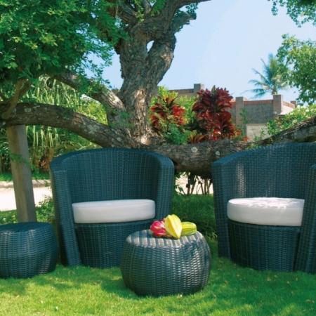 Fotel ogrodowy Sentosa 1
