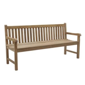 Klasyczna ławka ogrodowa z drewna Garden bench Classica