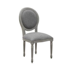 Klasyczne krzesło jadalne zewnętrzne Mozaic