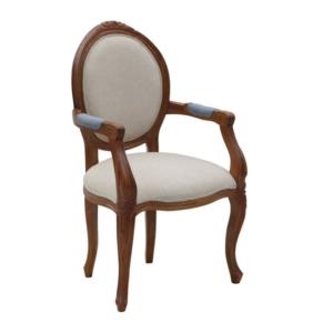 Klasyczny fotel zewnętrzny Mozaic
