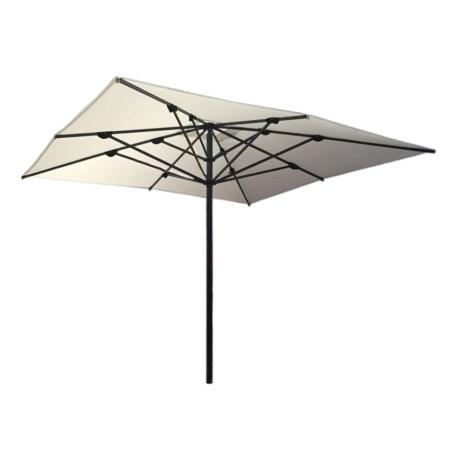 Kwadratowy parasol ogrodowy aluminium  400cm Ombrelloni