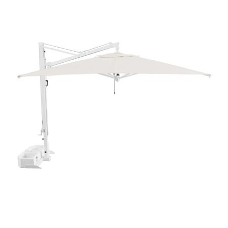 Kwadratowy składany parasol ogrodowy aluminium 300cm Lui Ombrelloni