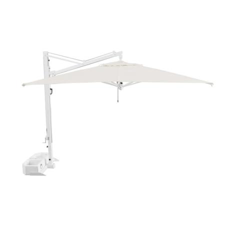 Kwadratowy składany parasol ogrodowy aluminium 350cm Lei Ombrelloni