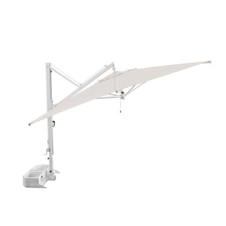 Kwadratowy składany parasol ogrodowy aluminium 350cm Lui Ombrelloni