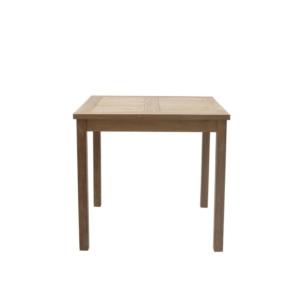 Kwadratowy stół ogrodowy Dehors