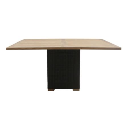 Kwadratowy stół ogrodowy Sentosa