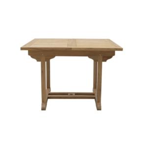 Kwadratowy stół ogrodowy rozkładany Pericle Classica