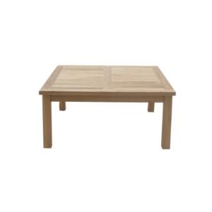 Kwadratowy stolik pomocniczy zewnętrzny Dehors