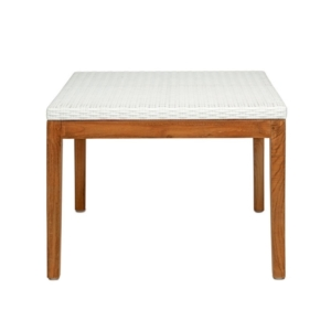 Kwadratowy stolik pomocniczy zewnętrzny Fiji