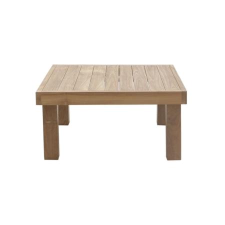Kwadratowy stolik pomocniczy zewnętrzny Saint Tropez