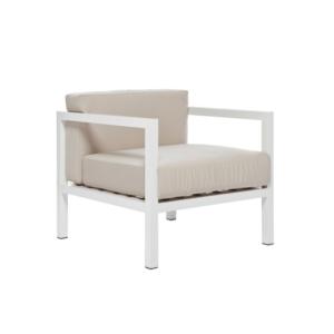 Nowoczesny fotel ogrodowy Lui Lui Lei
