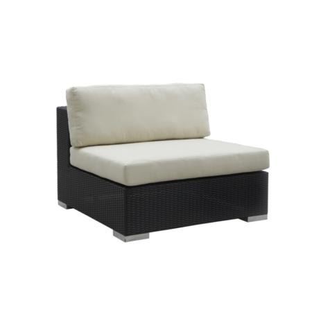 Ogrodowa sofa modułowa środkowy fotel Maui