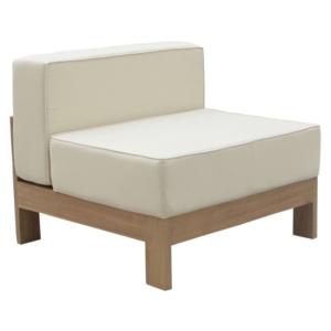 Ogrodowa sofa modułowa środkowy fotel Saint Raphael