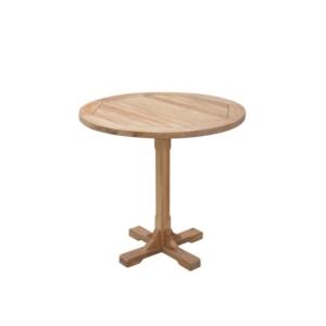 Okrągły stół na jednej nodze zewnętrzny Bistrot Regista