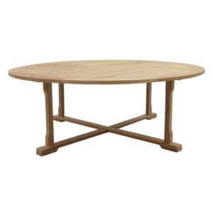Okrągły stół ogrodowy 180cm British India