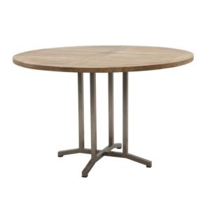 Okrągły stół ogrodowy Teak Berbeda