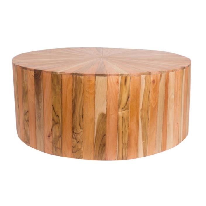 Okrągły stolik kawowy zewnętrzny Remix