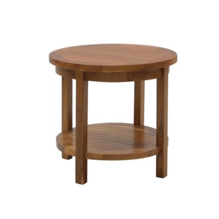 Okrągły stolik pomocniczy zewnętrzny Georgetown