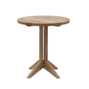 Okrągły stolik pomocniczy zewnętrzny Macao
