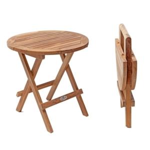 Okrągły stolik pomocniczy zewnętrzny Venezia
