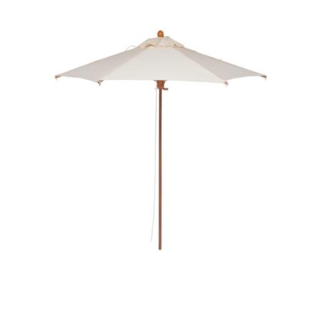 Parasol ogrodowy drewno 300cm Para Ombrelloni
