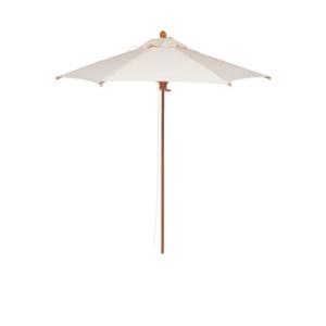 Parasol ogrodowy drewno 400cm Para Ombrelloni