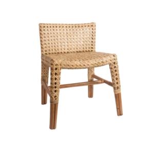 Plecione krzesło ogrodowe Chair Remix