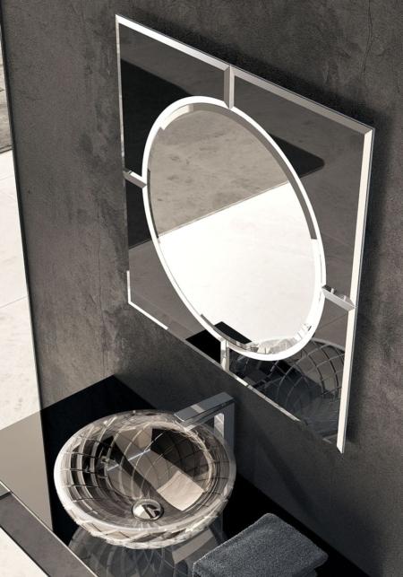 Podwieszana umywalka z szafką ZTOP108SE2 Qin