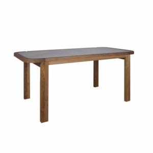 Prostokątny stół jadalny zewnętrzny Dual