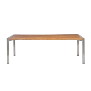 Prostokątny stół jadalny zewnętrzny Infinity