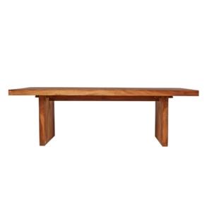 Prostokątny stół jadalny zewnętrzny Suar