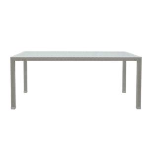 Prostokątny stół jadalny zewnętrzny Tonga 1