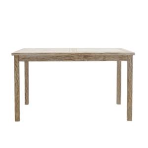 Prostokątny stół jadalny zewnętrzny White Sand