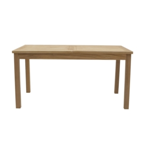 Prostokątny stół jadalny zewnętrzny rozkładany Giasone Savana