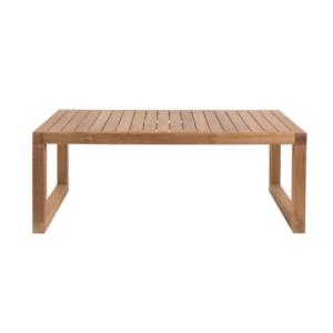 Prostokątny stolik kawowy zewnętrzny Boxer