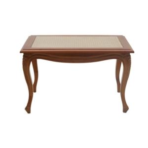 Prostokątny stolik kawowy zewnętrzny Mozaic