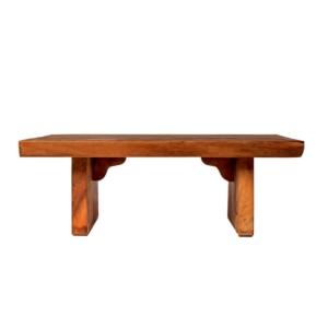 Prostokątny stolik kawowy zewnętrzny Suar
