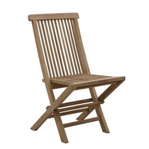 Składane krzesło ogrodowe Bristol Classica