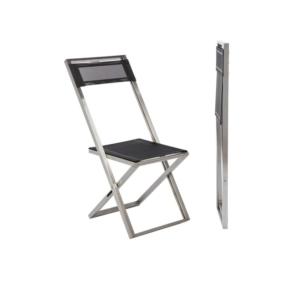 Składane krzesło ogrodowe Logika