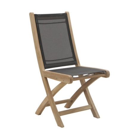 Składane krzesło ogrodowe Macao