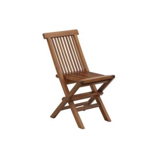 Składane krzesło ogrodowe dziecięce Bristol Jr Junior