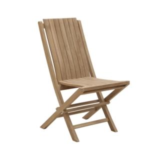 Składane krzesło ogrodowe jadalne Onda Savana