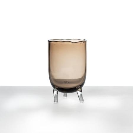 Szklane wazony Figaro