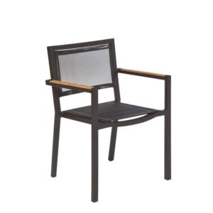 Sztaplowane krzesła ogrodowe Lui Lei