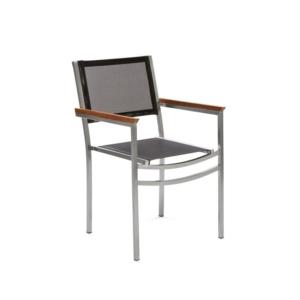 Sztaplowane krzesło ogrodowe Batyline Berbeda
