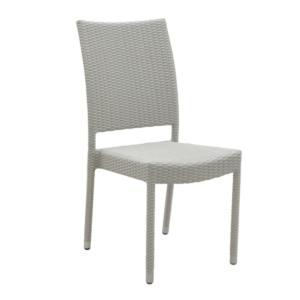 Sztaplowane krzesło ogrodowe Tonga 2