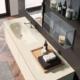 Umywalka z szafką Zero Z16212 Qin