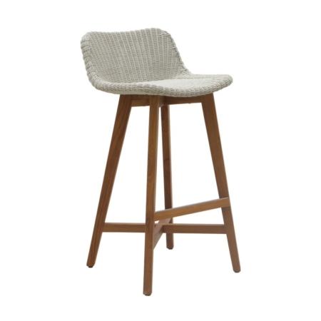 Zewnętrzne krzesło barowe Gipsy