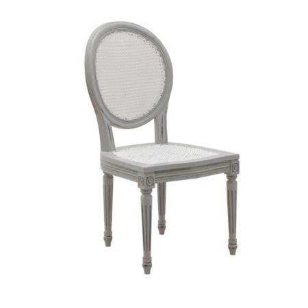 Zewnętrzne krzesło jadalne Mozaic